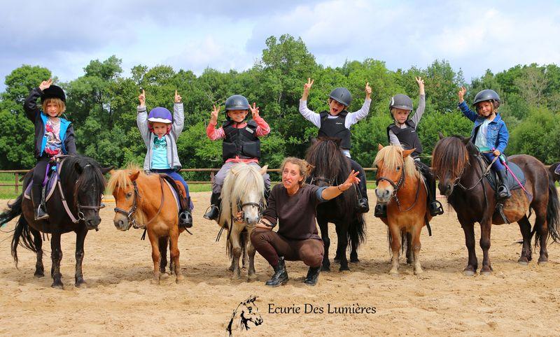 Notre passion de l'equitation