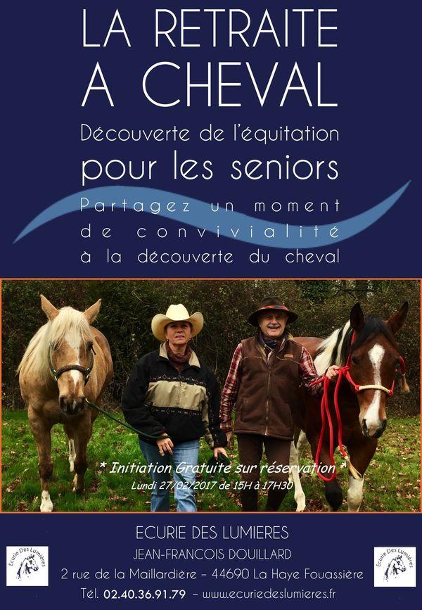 L'équitation pour les séniors